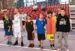 """Turniej Koszykówki """"Wspólna Europa"""" 2014"""