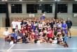 Obóz sportowy sekcji koszykówki w Jarocinie 4-14 VIII 2015r.